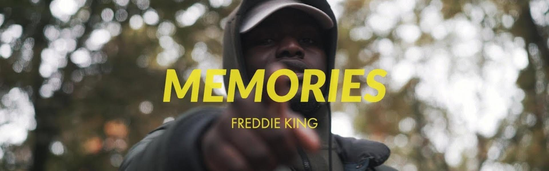 Embedded thumbnail for Freddie King - Memories